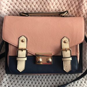 98e8480a9c43 ASOS Bags - ASOS Color Blocked Satchel Bag